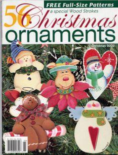Free Copy of Magazine - 50 Christmas Ornaments