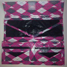 Handmade Duct tape wallet