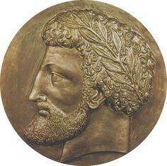 Masinissa, King of Numidia. During his younger years he fought in the Second Punic War (218-201 BCE), first against the Romans as an ally of Carthage and later switching sides when he saw which way the conflict was going.