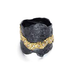 Roccia ring - Emanuela Duca