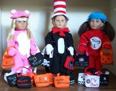 Costumes for American Girl Dolls