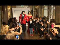 Anna Netrebko: Red-Carpet-Outfit