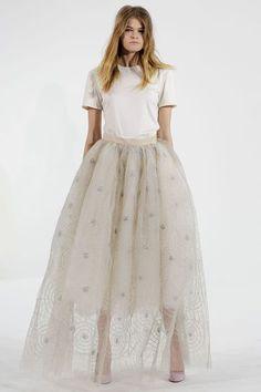 Svatební šaty pro rok 2015