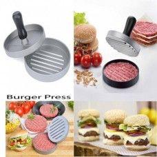 Metal Burger Press