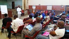 IMBISA international observers: meetings, training and prayer! | Bhubesi