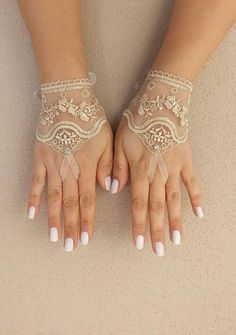 #Stunning #Wedding #Gloves #Ideas To Glam Up Your #Wedding