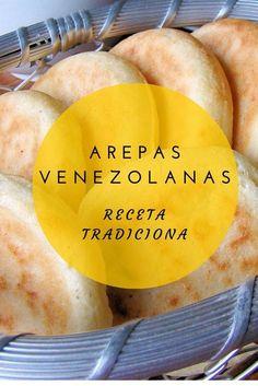 arepas venezolanas foto