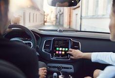 Apple Car Play   Volvo Cars