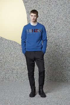 Just in: KENZO Eye Sweatshirt