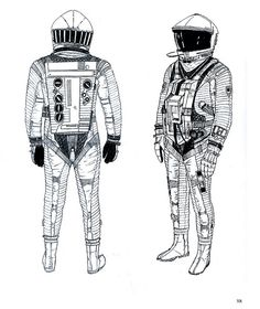 1968 ... '2001' space-suit | Flickr - Photo Sharing!