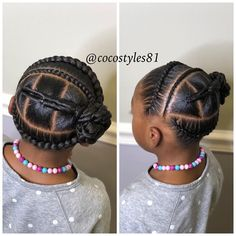 Hairstyles black This week's hair vibe.what are we going to do for next week? This week's hair vibe.what are we going to do for next week? 🤔🤔🤔 Do you have a suggestion? If so, DM a photo or Drop your suggestions in… Lil Girl Hairstyles, Black Kids Hairstyles, Natural Hairstyles For Kids, Kids Braided Hairstyles, Ponytail Hairstyles, Kids Natural Hair, Hairstyles Videos, Hairstyles 2016, African Hairstyles
