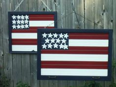 American Flags @Olivetreegallery