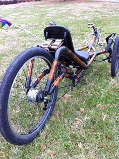 Used Recumbent Tricycles | Building a Recumbent Trike Seat.
