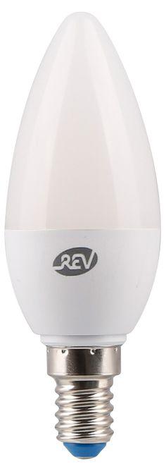 Лампа Светодиодная Led Е14 5вт 220v 2700к Rev