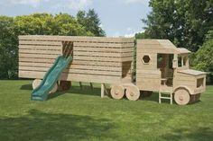 Big rig playground