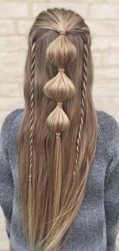 Gorgeous Boho Hairstyles For You To Have A Very Unique Look