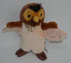 "Walt Disney Winnie Pooh Owl Plush Stuffed Animal 10"" #Disney http://stores.ebay.com/Lost-Loves-Toy-Chest/_i.html?image2.x=0&image2.y=0&_nkw=disney+owl"