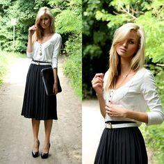 Delicate Vintage. (by Paula Jagodzinska) http://lookbook.nu/look/2026735-Delicate-Vintage
