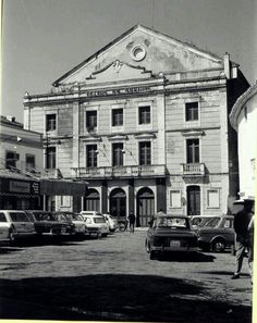 Teatro Vicente Espinel. Desaparecido gracias a un iluminado