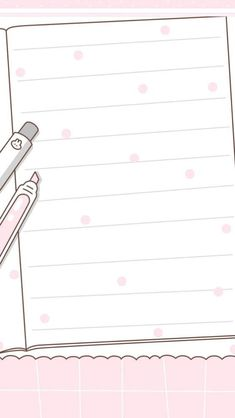Insta Story Background - Notes 03