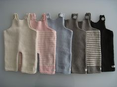 Could easily use old sweaters to make these.   Designer Babywear, Eco Friendly New Zealand Merino Wool