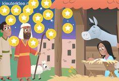 Interactieve praatplaat met veel kerstvideo's , by juf Petra v kleuterideepuntnl