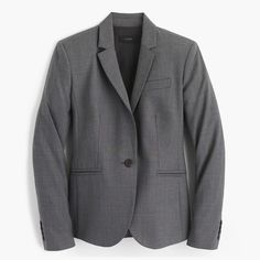 Campbell blazer in Italian stretch wool