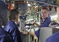 USS Newport News, Los Angeles Class Submarine, periscope