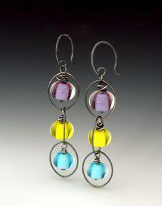 Liliana Bead: Handmade Lampwork Glass Beads and Jewelry by Liliana Cirstea Glenn