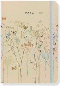 2014 Butterflies Calendar, Calendars, Compact Engagement Calendars, Peter Pauper Press