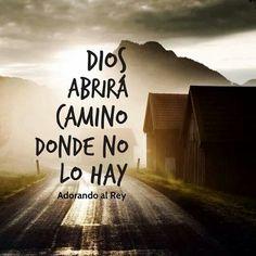 """Jesús va adelante! # Creelo con todo tu corazón # Entregale tus problemas # Dios peleará por tí # fe # Espíritu Santo # milagros # victoria precipitada!  """"No con ejército, ni con fuerza, sino con mi Espíritu, ha dicho Jehová de los ejércitos. Yo iré delante de ti, y enderezaré los lugares torcidos; quebrantaré puertas de bronce, y cerrojos de hierro haré pedazos; y te daré los tesoros escondidos, y los secretos muy guardados, para que sepas que yo soy Jehová, el Dios de Israel, que te pongo…"""