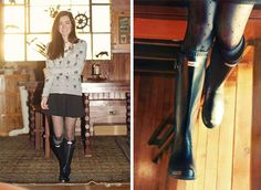 Classy Girls Wear Pearls: Search results for rain boots