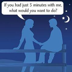Random Questions to Ask your Boyfriend