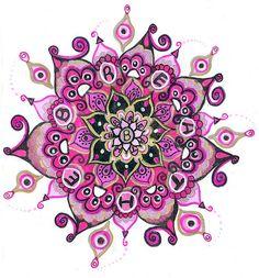 Breathe Mandala