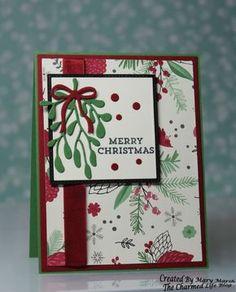 CC609 DT Sample- Mary's card