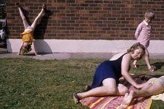 Daniel Meadows Photobus ~ Butlins 1972