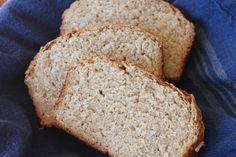 A Well-Seasoned Life: King Arthur Flour Project: Honey-Oatmeal Sandwich Bread