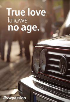 True love knows no age.