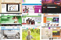 #EcommerceWebsite Development Portfolio from FATbit.com