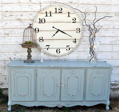 Fancy Farmgirls Sale: Pallet Clock