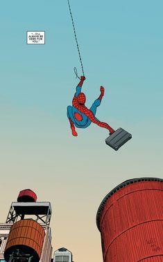 Full issue of The Amazing Spider Man 2015 Issue 801 online Marvel Dc Comics, Marvel Heroes, Marvel Avengers, Spiderman Art, Amazing Spiderman, Japon Illustration, Marvel Wallpaper, Vintage Comics, Comic Books Art