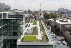 Bishops Square Roof Terrace, Spitalfields 01, Townshend Landscape Architects - photo copyright John Sturrock