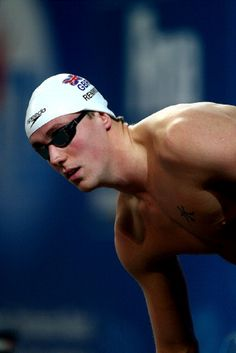 Robert Renwick of Great Britain prepares to compete in the Men's 200m Freestyle heats during the 11th FINA Short Course World Championships in Turkey