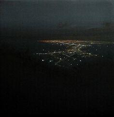 Yosman Botero, reminds me of of when I went to Okinawa at night