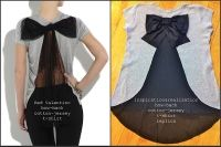 DIY: transformar una camiseta básica en una de Valentino