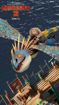 HTTYD 2. Is she not awesome!