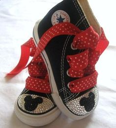 Such a cute sneaker for a little girl