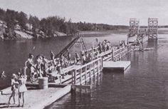 Phantom Lake  in Flin Flon, Manitoba I remember summers here in the 60's & 70's