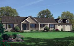 View our numerous modular home floor plans and elevations, like this Norwood 1-Story.