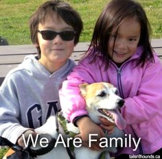 We Are Family - Talent Hounds